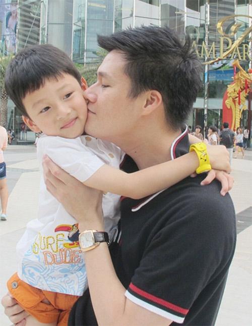 Những nhóc tì nổi tiếng của sao Việt - 5