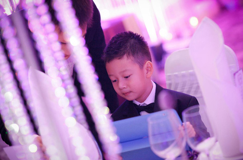 Những nhóc tì nổi tiếng của sao Việt - 8