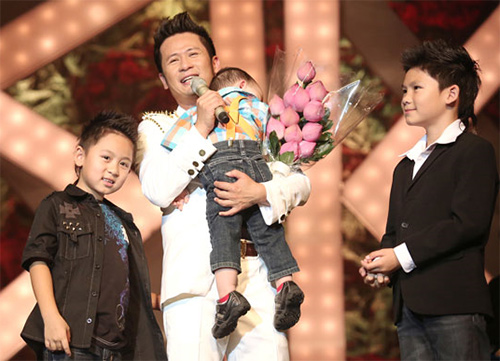 Những nhóc tì nổi tiếng của sao Việt - 16