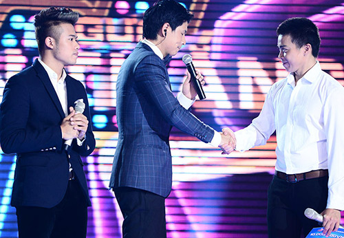 Quốc Thiên áp đảo thí sinh The Voice - 12