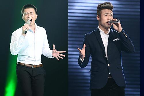 Quốc Thiên áp đảo thí sinh The Voice - 11