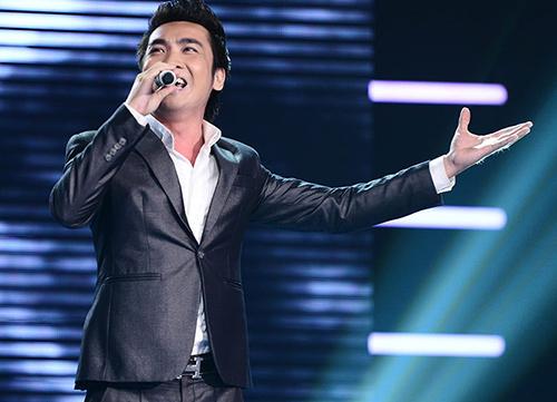 Quốc Thiên áp đảo thí sinh The Voice - 7