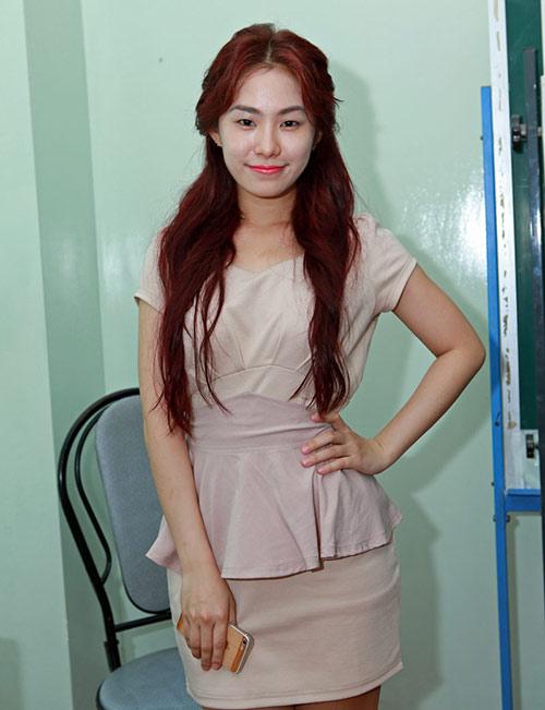 Phi Thanh Vân nõn nà đi từ thiện - 7