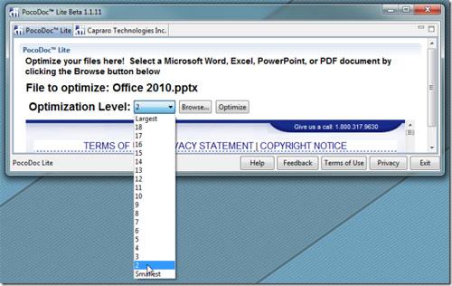 Thủ thuật nén dữ liệu văn bản hiệu quả nhất - 1