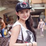 """Thời trang - Như Thảo cực """"ngầu"""" trên phố Sài Gòn"""