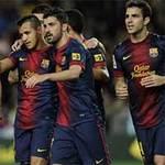 Bóng đá - Barca – Malaga: Tri ân Abidal