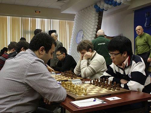 Lê Quang Liêm quyết cải thiện thứ hạng - 1