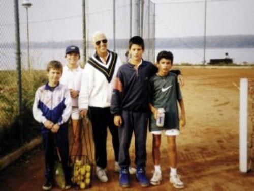 Djokovic đau đớn vì HLV Jencic qua đời - 3