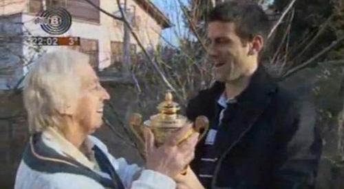 Djokovic đau đớn vì HLV Jencic qua đời - 2