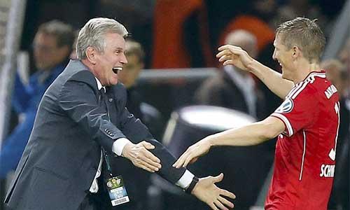 Bayern: Cú ăn 3 vĩ đại - 2
