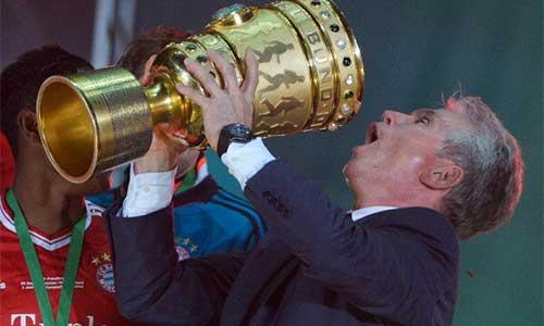 Bayern: Cú ăn 3 vĩ đại - 6