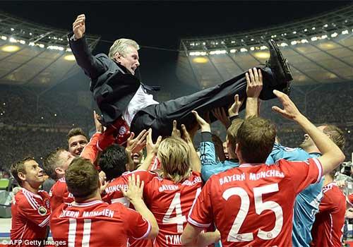 Bayern: Cú ăn 3 vĩ đại - 7