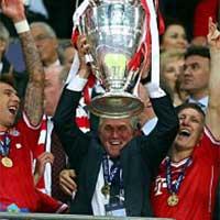 Bayern: Cú ăn 3 vĩ đại