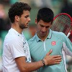 Thể thao - Djokovic - Dimitrov: Hủy diệt (V3 Roland Garros)
