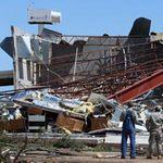 Tin tức trong ngày - Mỹ: Lốc xoáy tàn phá Oklahoma, 9 người chết