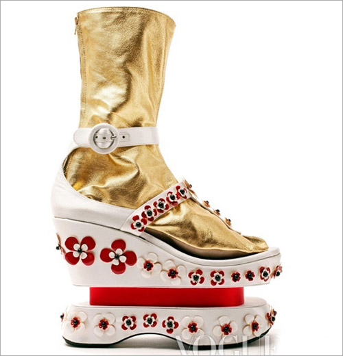 """Đôi chân tinh nghịch cùng giầy """"bánh mỳ"""" - 6"""