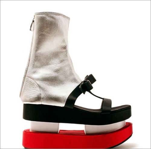 """Đôi chân tinh nghịch cùng giầy """"bánh mỳ"""" - 7"""