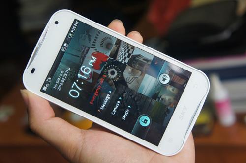 """""""Đánh giá"""" Sky VEGA LTE A820: Sát thủ vô danh - 4"""