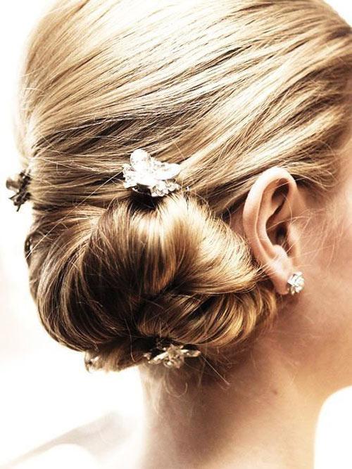 Tóc cưới sang trọng cho mùa hè - 12