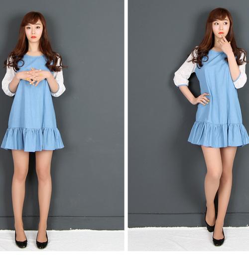 3 loại váy cực mát mẻ cho dân công sở - 3