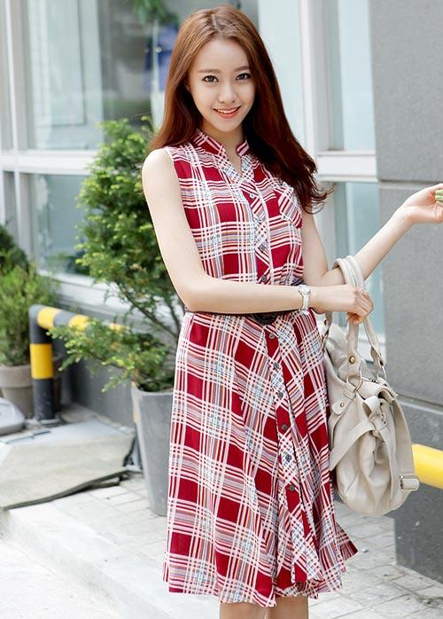 3 loại váy cực mát mẻ cho dân công sở - 14