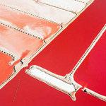 Du lịch - Thăm đồng muối hồng rực tựa bức tranh ấn tượng