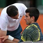 Thể thao - Djokovic biến đau thương thành hành động (V4 Roland Garros)