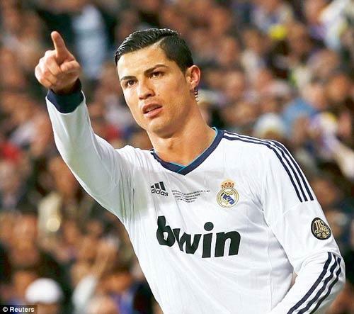 Ronaldo chơi đêm đến… 7 giờ sáng - 4