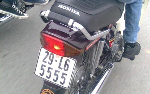 Ô tô-Xe máy - Biển số xe máy tiền triệu của Hà Nội (Hình 10).
