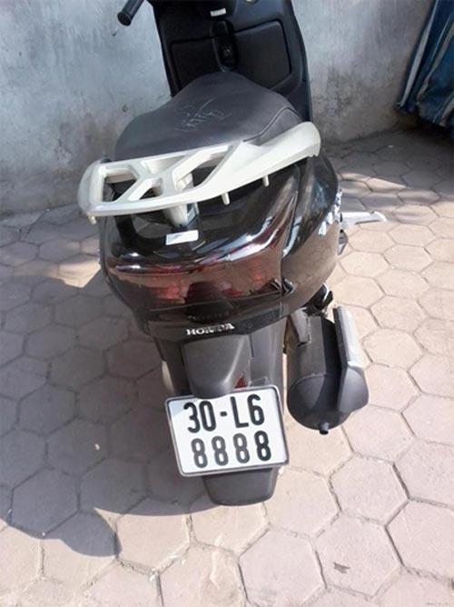 Ô tô-Xe máy - Biển số xe máy tiền triệu của Hà Nội (Hình 11).