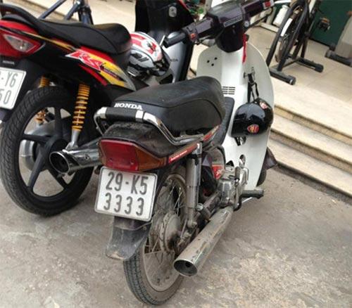 Ô tô-Xe máy - Biển số xe máy tiền triệu của Hà Nội (Hình 9).
