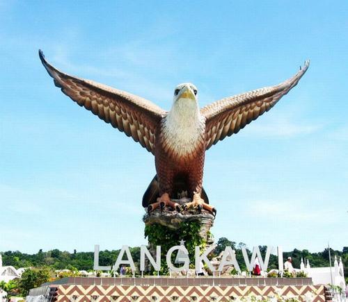 """Chiêm ngưỡng """"hòn ngọc quý"""" Langkawi - 2"""
