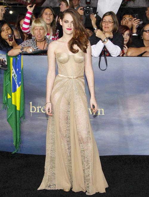 Kristen Stewart: Vịt con hóa thiên nga - 4