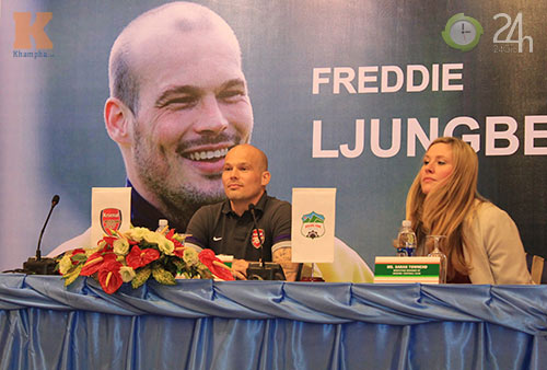 Ljungberg sợ giao thông Việt Nam - 5