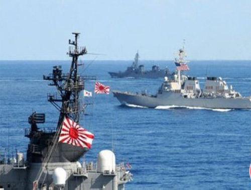 TQ phản đối, Mỹ-Nhật vẫn tập trận chiếm đảo - 2