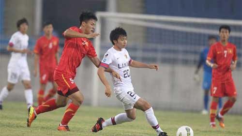 U23 VN – Kashima Antlers: Cống hiến - 1