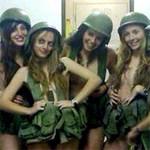 """Tin tức trong ngày - Nữ quân nhân Israel bị kỉ luật vì """"ảnh nóng"""""""