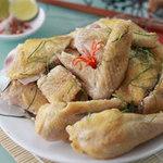 Ẩm thực - Cách luộc gà ngon bằng nồi cơm điện