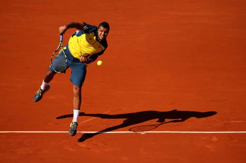 Federer buồn sau trận thua Tsonga - 1
