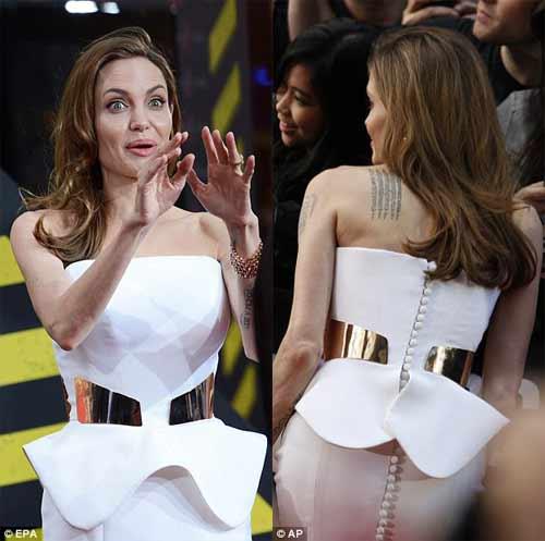 Angelina xõa mạnh ở Berlin - 3