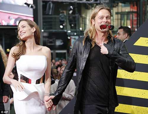 Angelina xõa mạnh ở Berlin - 1
