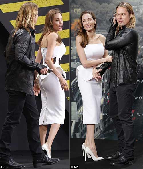 Angelina xõa mạnh ở Berlin - 5