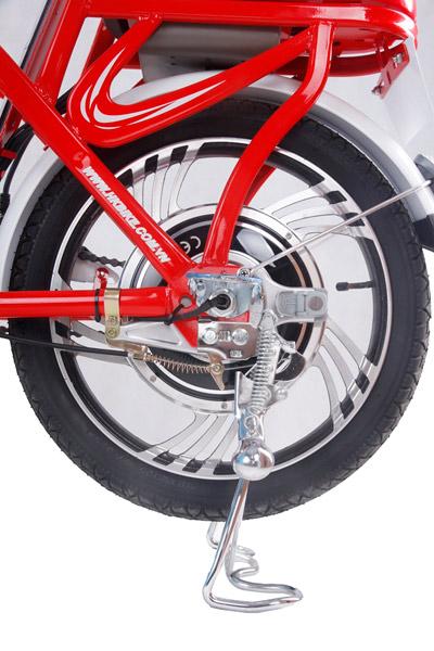 Xe đạp điện HKbike thiết kế ấn tượng - 2
