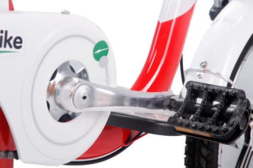 Xe đạp điện HKbike thiết kế ấn tượng - 3