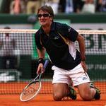 Thể thao - Ferrer - Robredo: Dừng bước (Tứ kết Roland Garros)