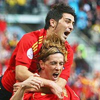 Confed Cup: TBN không tin Torres, Villa