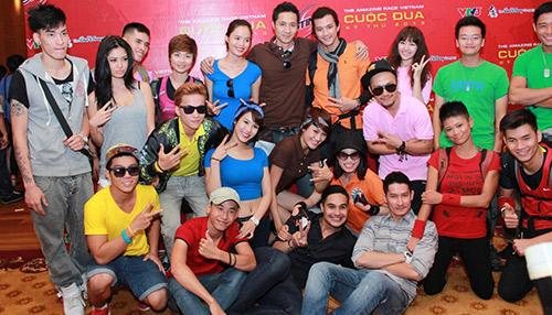 """Sao Việt """"liều mạng"""" thi truyền hình thực tế - 14"""