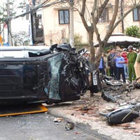 Vụ PGĐ sở gây tai nạn: Kỷ luật một giám đốc