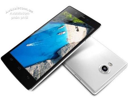 Aveo X7 – Điện thoại Full HD siêu rẻ tại Việt Nam - 1