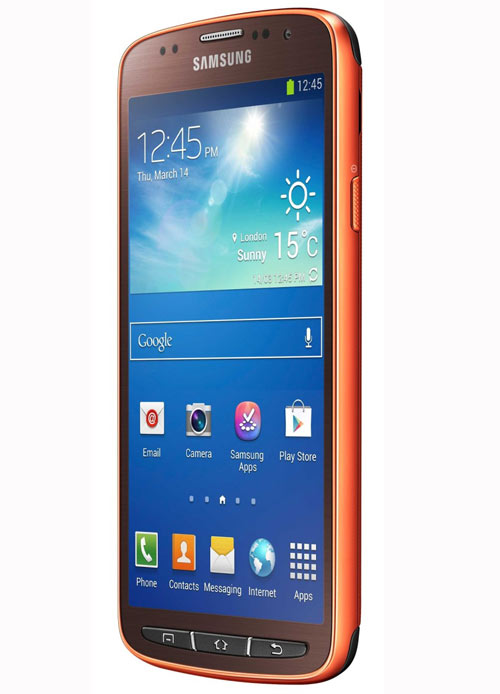 Samsung Galaxy S4 Active chính thức trình làng - 3